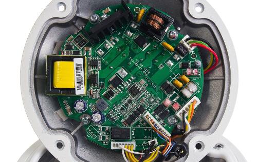 DS-2AE5225TI-A - Wysokowydajna kamera PTZ.