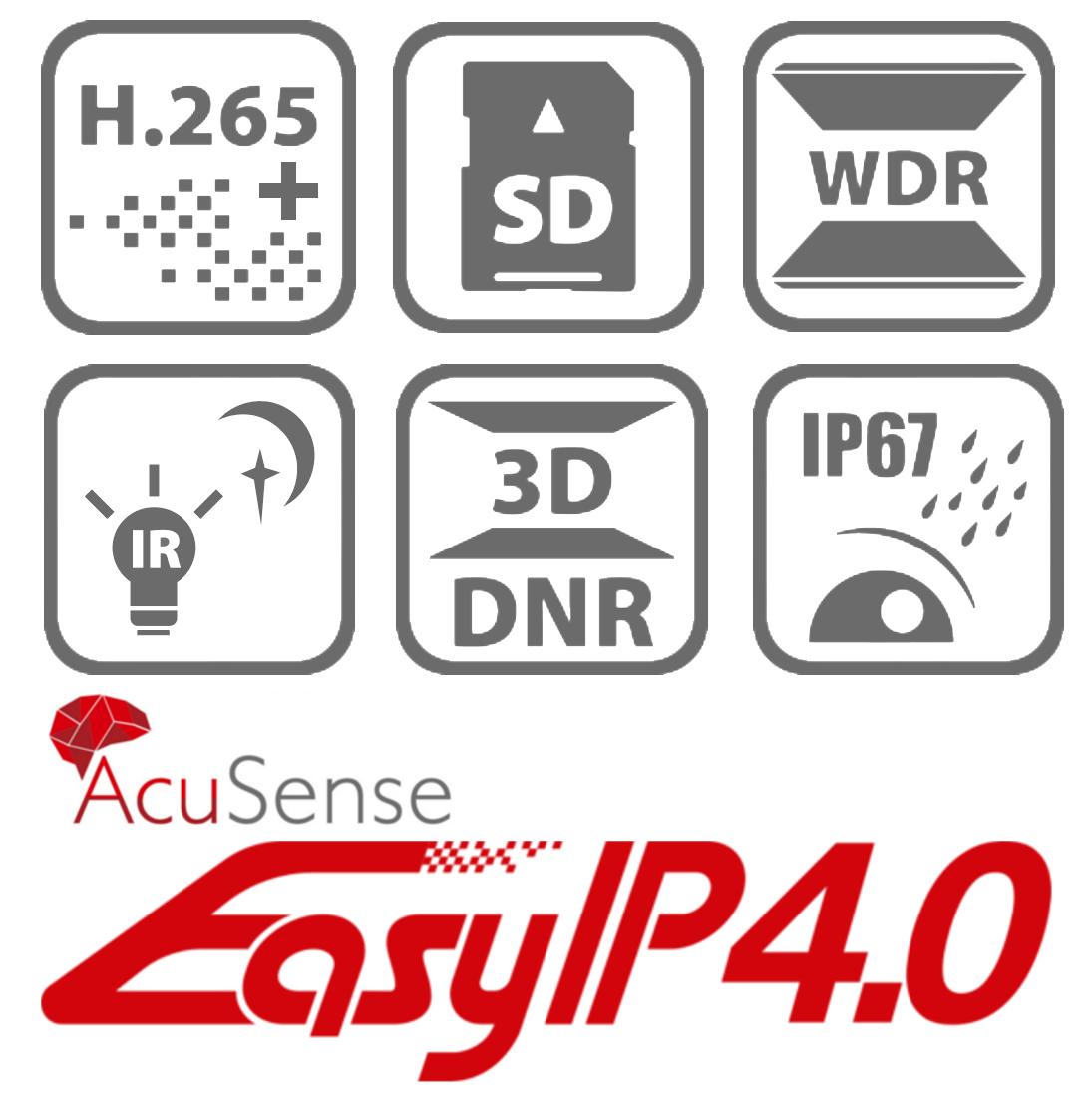 DS-2CD2146G2-I - Najważniejsze cechy kamery.
