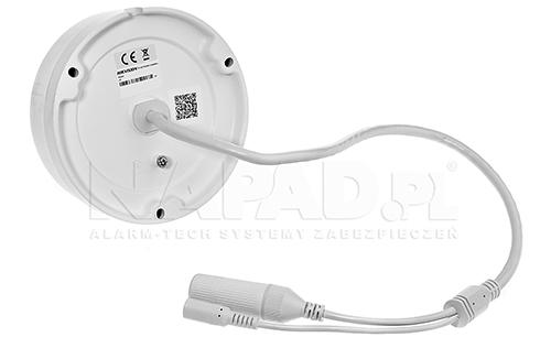 DS-2CD2163G0-I - Hikvision IK10, IP67.