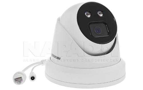 DS-2CD2386G2-I - Solidne wykonanie obudowy kamery.