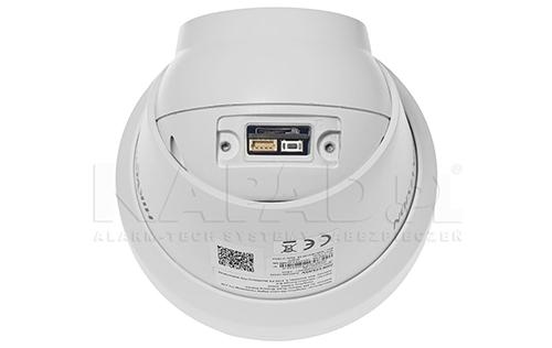 DS-2CD2325FWD-I - Wbudowane gniazdo na kartę pamięci.