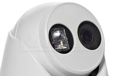 DS-2CD2383G0-I - Wbudowany nowoczesny oświetlacz IR LED EXIR.