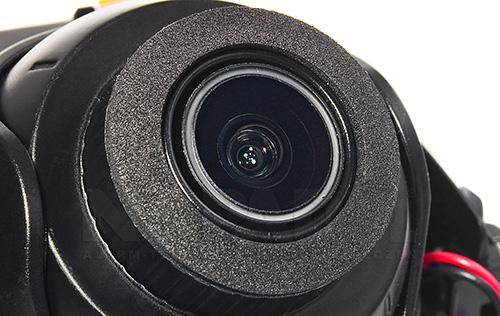 DS-2CD2543G0-IS - Solidne wykonanie obudowy kamery.