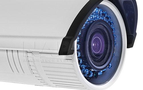 DS-2CD2620F-IZS - Wbudowany nowoczesny oświetlacz IR.