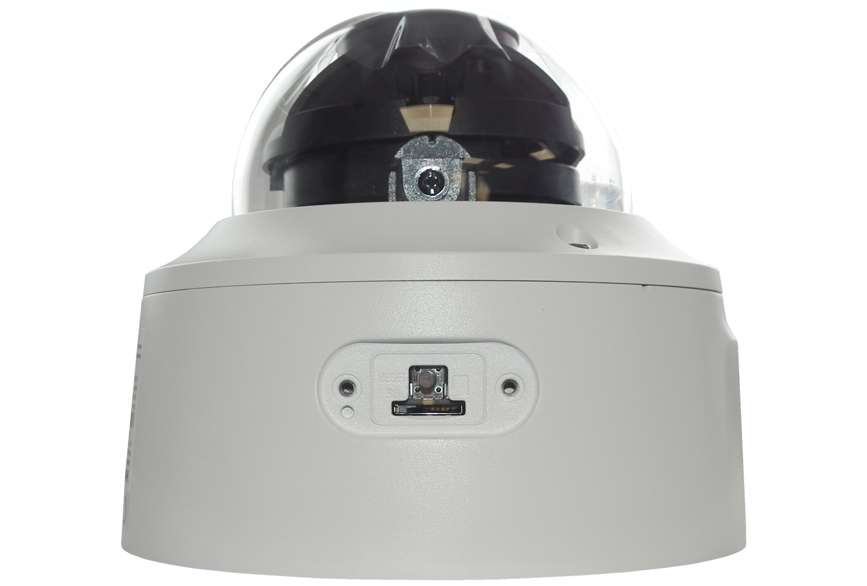DS-2CD2723G0-IZS - Kamera ze slotem microSD.