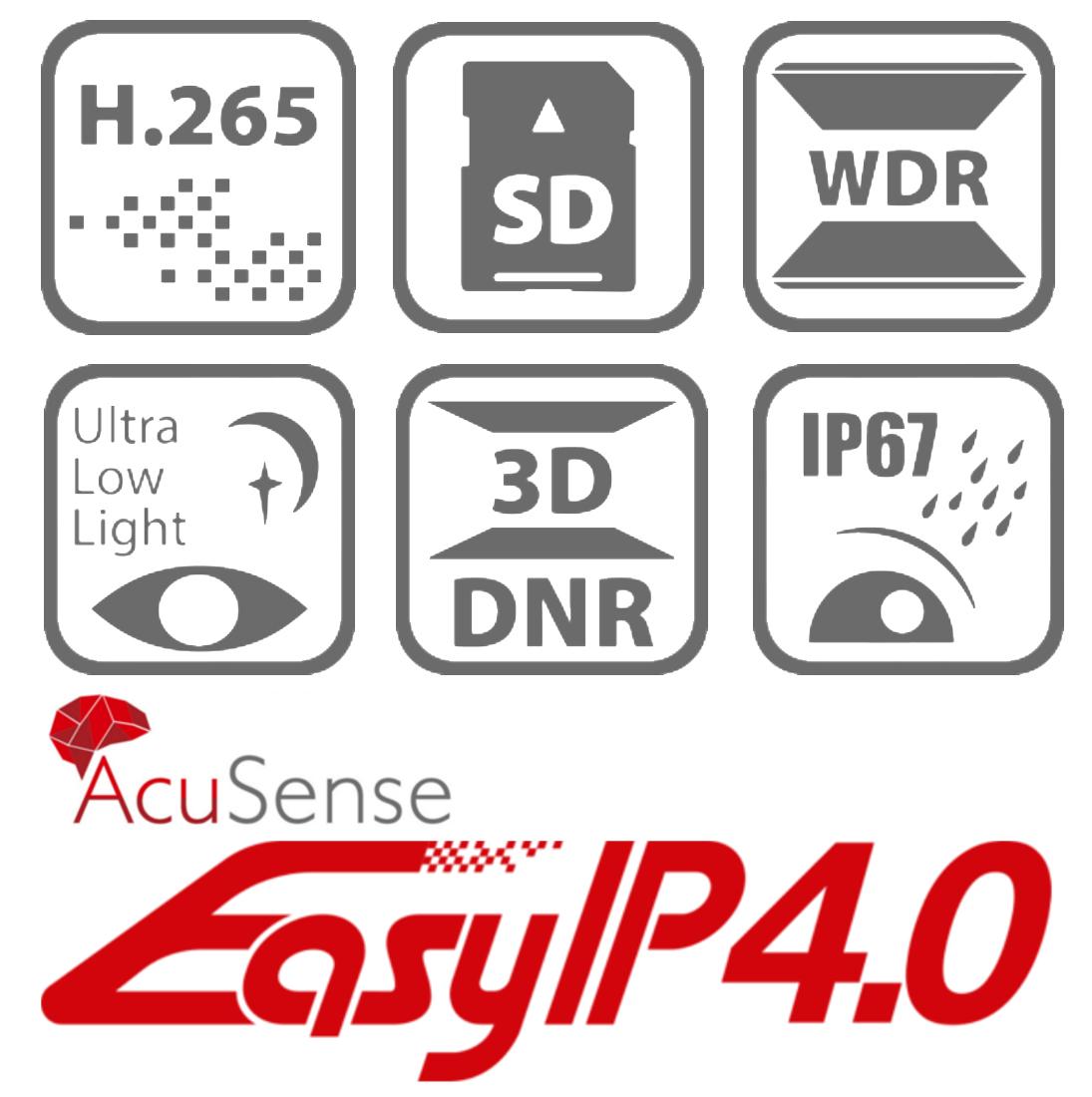 DS-2CD2T46G1-2I - Najważniejsze cechy kamery.