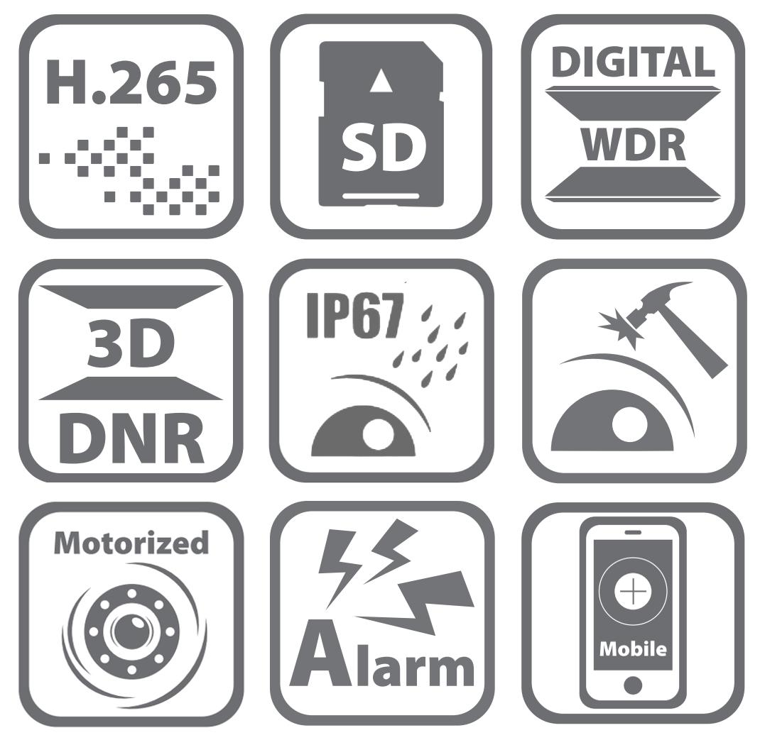 DS-2CD55C5G0-IZS - Najważniejsze cechy kamery.