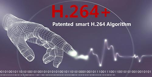 Nowy system kodowania H.264+.