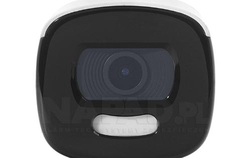 Obiektyw kamery Hikvision ColorVu.