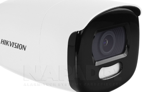 Obudowa kamery Hikvision ColorVu.