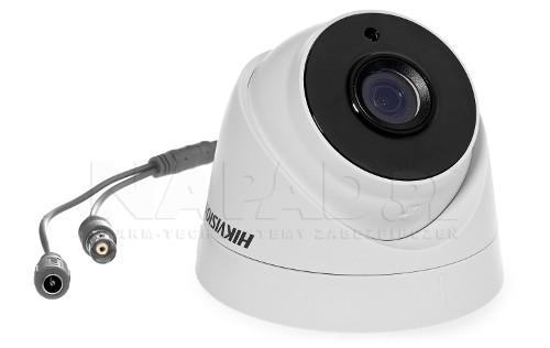 DS-2CE56D0T-IT3 - Solidna konstrukcja kamery.