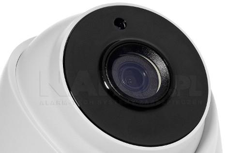 DS-2CE56H1T-IT3 - Wydajny oświetlacz wbudowany w kamerze.