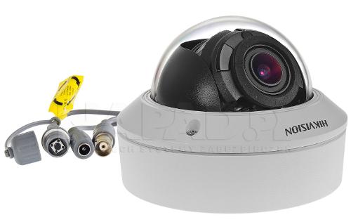 DS-2CE5AD0T-VPIT3F - Solidna konstrukcja kamery.