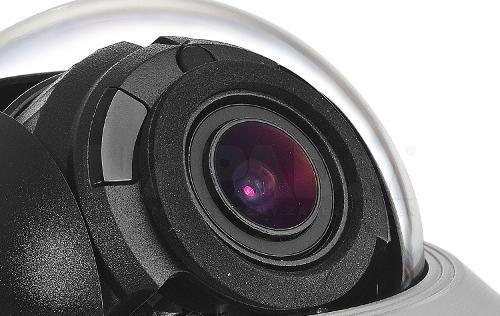 DS-2CE5AD0T-VPIT3F - Wbudowany wydajny oświetlacz podczerwieni.