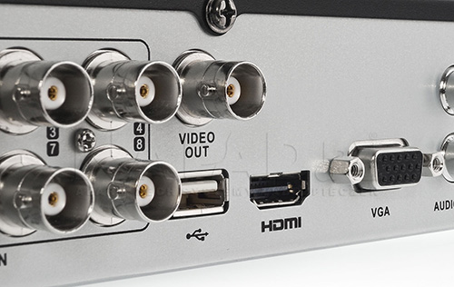 DS-7208HQHI-K1 - rejestrator Turbo HD Hikvision.