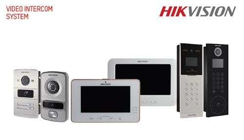 Wideodomofony IP Hikvision