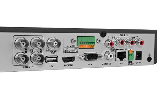 Integracja z urządzeniami systemów alarmowych.