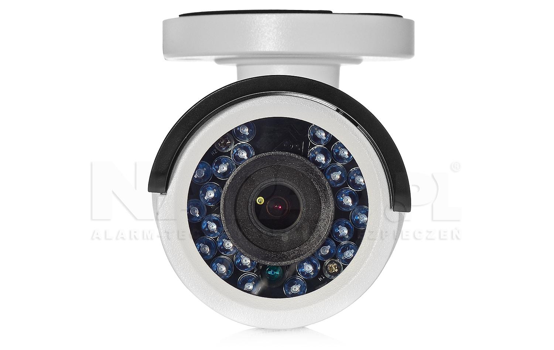 DS-2CE16D1T-IR - Oświetlacz IR w technologii Black Glass.