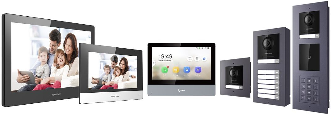 Hikvision - system wideodomofonowy drugiej generacji.