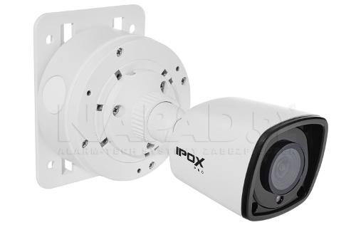 JB-500 - Uchwyt słupowy z kamerą tubową i puszką.