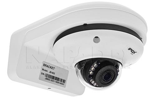 Uchwyt JB-603 z kamerą IPOX.