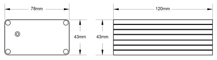 Wymiary IPOX LISA