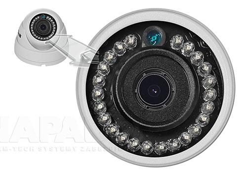 PX-DH2028SL / PX-DH2036SL - Oświetlacz podczerwieni IR LED.