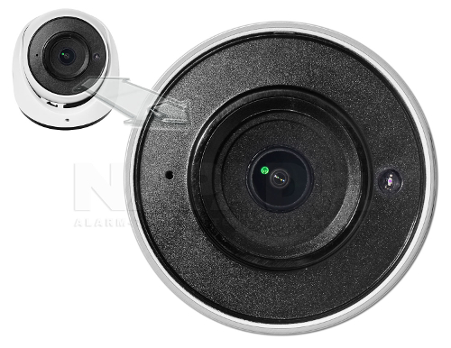 IPOX - Obiektyw stałoogniskowy o szerokim kącie widzenia.