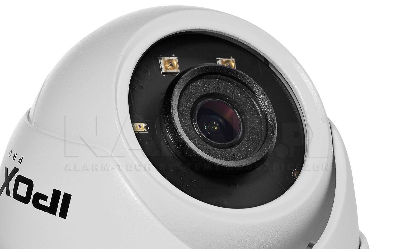 PX-DIP2028-P - Kamera z certyfikatem wodoszczelności IP66.