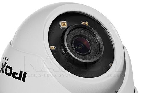 PX-DIP4028-P - Sieciowa kamera z obiektywem 2.8 mm.