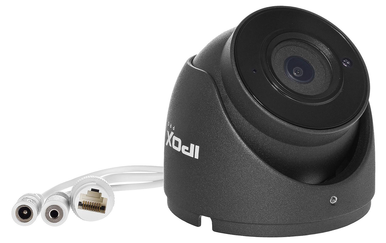 Obudowa kamery z IP67 i IK10.