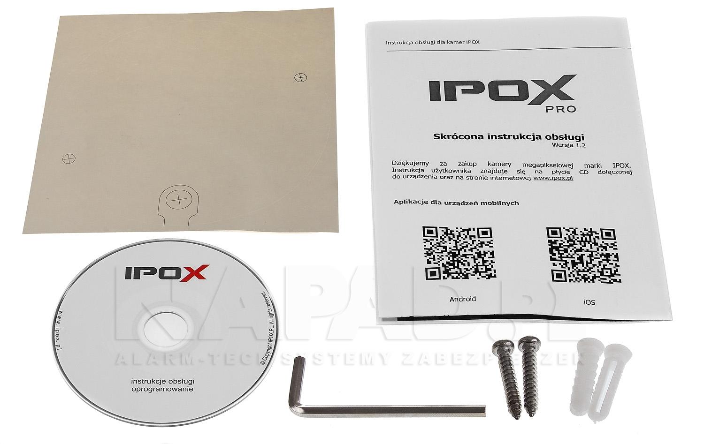 PX-DMI4028AMS-P - Akcesoria kamery.