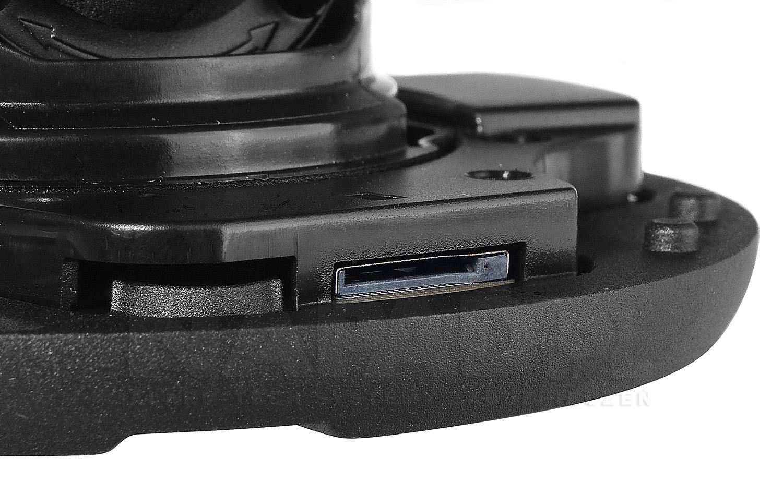 Sieciowa kamera z obsługą kart microSD.