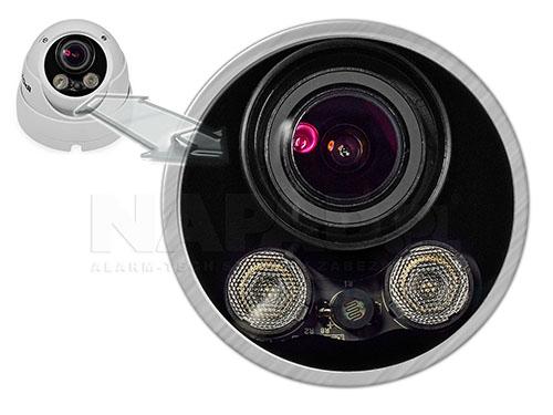 PX-DVI2002-P - Kamera z oświetlaczem podczerwieni.