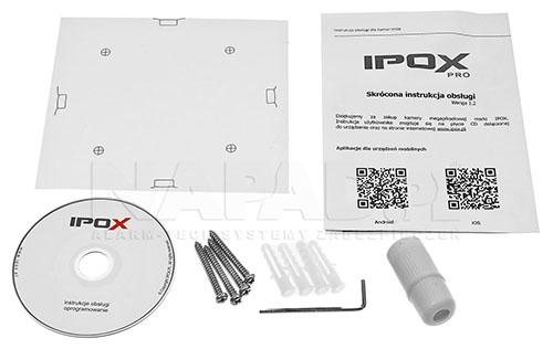 PX-DVI2002SL-P - Akcesoria kamery.