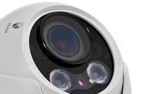 PX-DVI2002SL-P - Kamera sieciowa w metalowej obudowie.