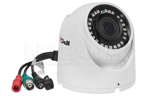 PX-DZH2018BG - Kamera o dużej odporności na warunki klimatyczne.