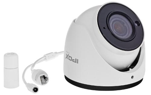 Kamera IPC w szczelnej obudowie.