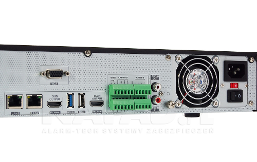 Rejestrator NVR IPOX PX-NVR6484H.
