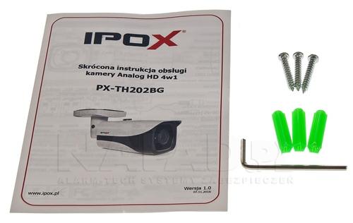 PX-TH202-BG - Akcesoria.