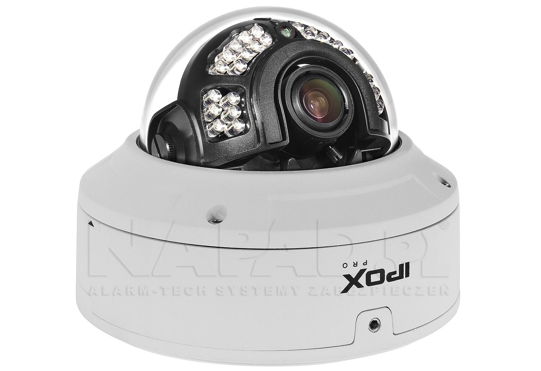 PX-DWVI3030-P - Kamera sieciowa w metalowej obudowie.
