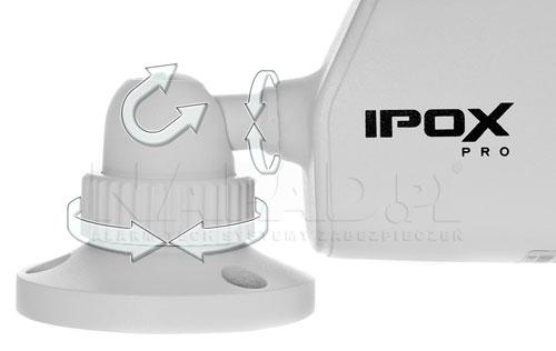 4MP Kamera IPOX z uchwytem 3D