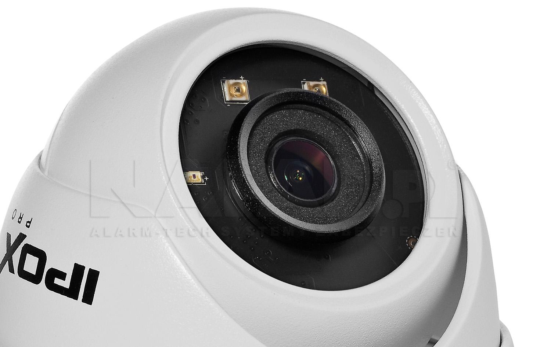 PX-DI2028-P / PX-DI2036-P - Kamera z certyfikatem wodoszczelności IP66.