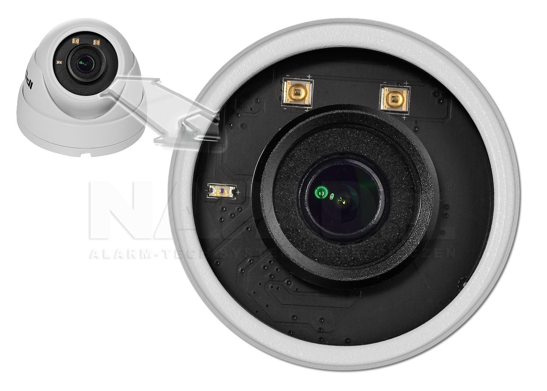 PX-DI2028-P / PX-DI2036-P - Kamera z oświetlaczem podczerwieni.