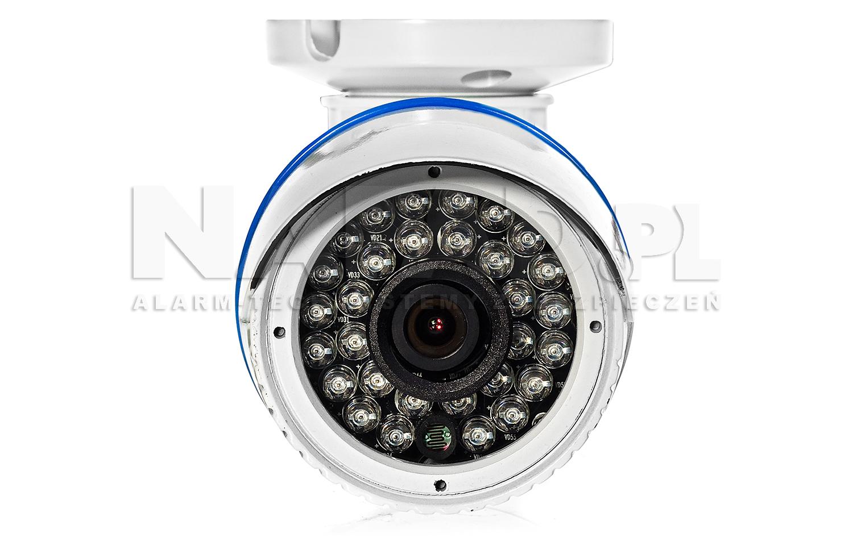 Wbudowany oświetlacz podczerwieni w kamerze megapikselowej HD-1330T
