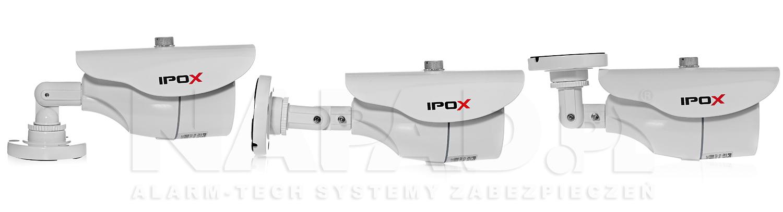 PX-TH2002 - Łatwy montaż na różnych powierzchniach.