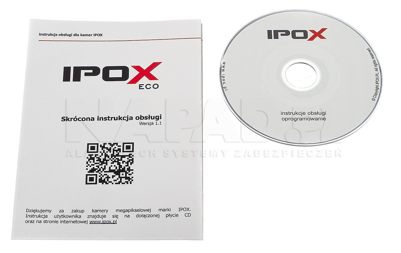 PX-BI4000AS-E - Akcesoria kamery megapikselowej IPOX.