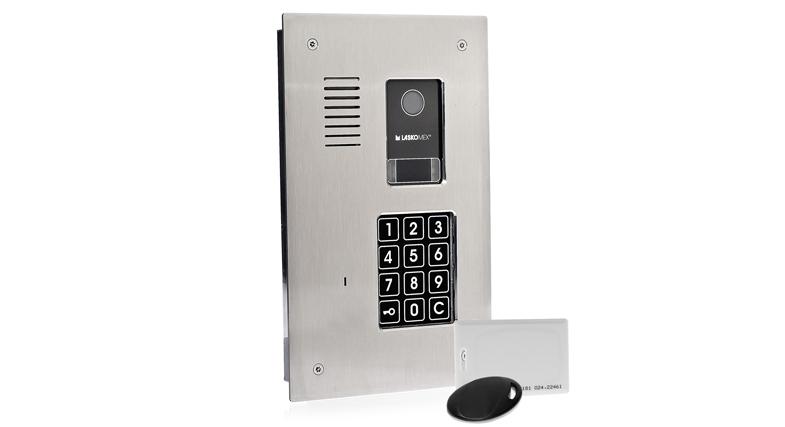 CP2523R - Panel z wbudowanym czytnikiem RFID.