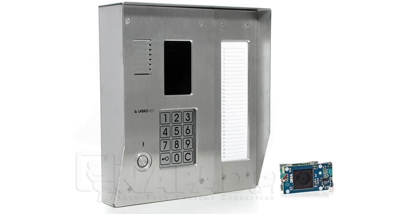 CP2523R - Dodatkowe akcesoria panela domofonowego.
