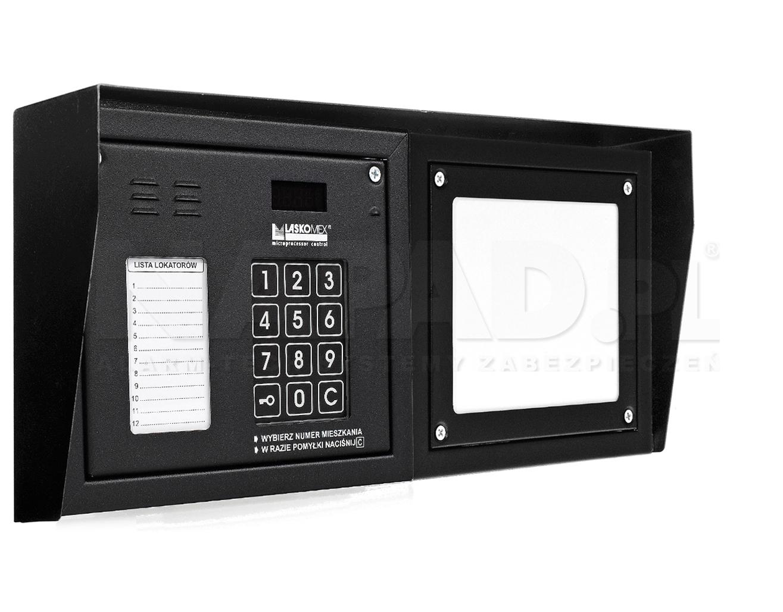CP-3100NP / CP-3100NR - Dodatkowe akcesoria panela domofonowego.